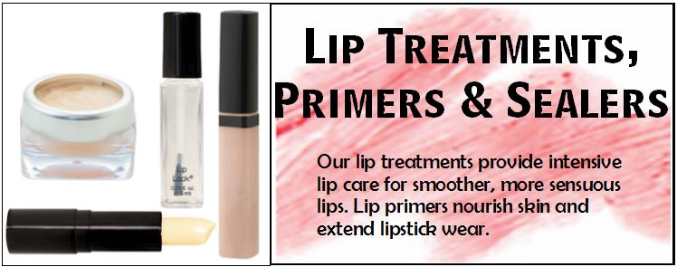 Lip Treatments Primers & Sealers