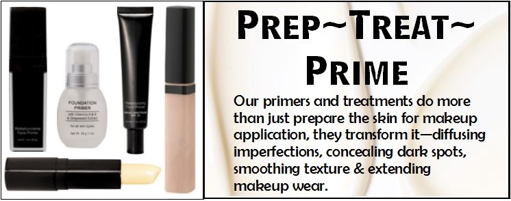 Prep - Treat - Prime