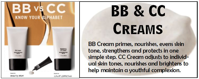BB & CC Creams