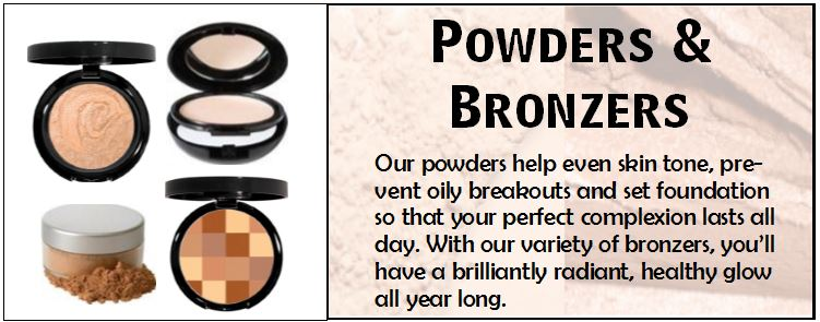 Powders and Bronzers