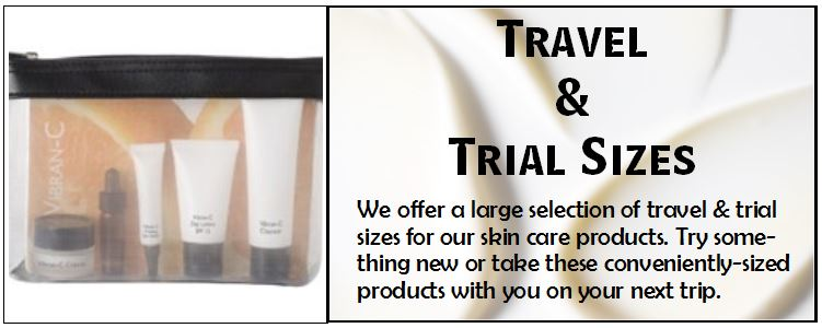 Travel and Trial Sizes